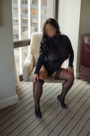 Gwenaelle escort girl in Park Ridge Illinois