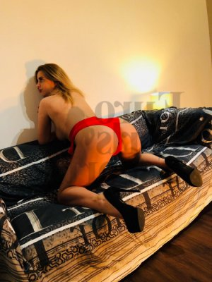 Kaylah escort girl