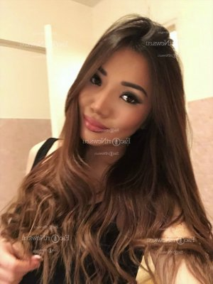 Mae-li escort girl in Eden Prairie