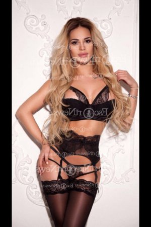 Domiane live escort in McNair VA