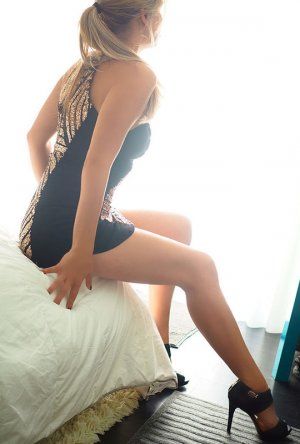 Marie-sandrine escort in Stanford California